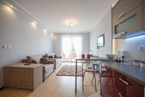 Słoneczny Apartament, Apartmány  Giżycko - big - 15