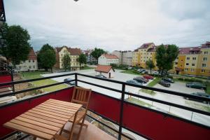 Słoneczny Apartament, Apartmány  Giżycko - big - 14