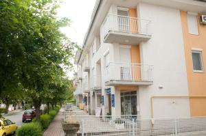 Aramis Apartments, Appartamenti  Hévíz - big - 7