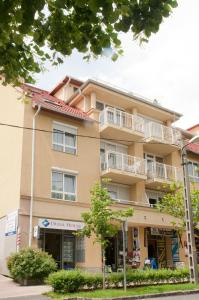 Aramis Apartments, Appartamenti  Hévíz - big - 53