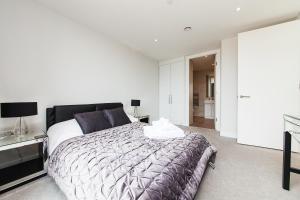 Pinnacle Residences - Central Cambridge, Apartmanok  Cambridge - big - 36