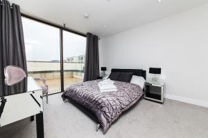 Pinnacle Residences - Central Cambridge, Apartmanok  Cambridge - big - 37