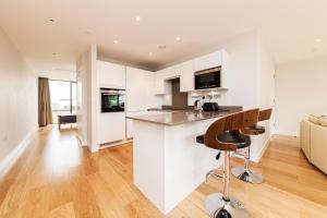 Pinnacle Residences - Central Cambridge, Apartmanok  Cambridge - big - 38