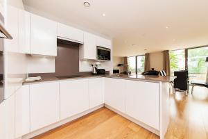 Pinnacle Residences - Central Cambridge, Apartmanok  Cambridge - big - 41