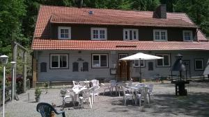 Pension Harzer-Waldwinkel, Guest houses  Bad Grund - big - 30