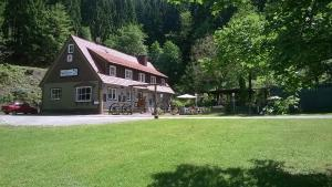 Pension Harzer-Waldwinkel, Guest houses  Bad Grund - big - 19