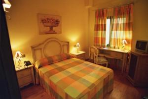 Hotel Condes de Visconti, Hotel  Tarazona de Aragón - big - 19