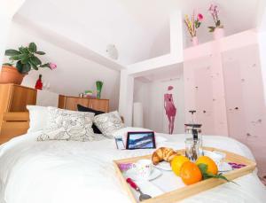 9 Suites ApartHotel, Apartmanhotelek  Brassó - big - 44