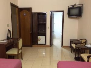 Thanh Thanh Hotel, Отели  Дананг - big - 23