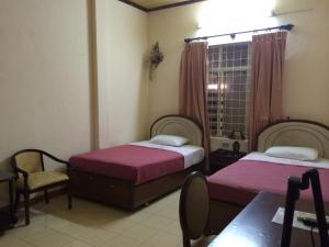 Thanh Thanh Hotel, Отели  Дананг - big - 8