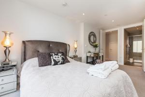 Pinnacle Residences - Central Cambridge, Apartmanok  Cambridge - big - 28
