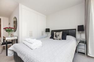 Pinnacle Residences - Central Cambridge, Apartmanok  Cambridge - big - 35