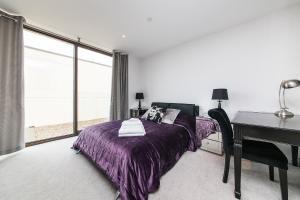 Pinnacle Residences - Central Cambridge, Apartmanok  Cambridge - big - 11