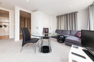 Pinnacle Residences - Central Cambridge, Apartmanok  Cambridge - big - 14