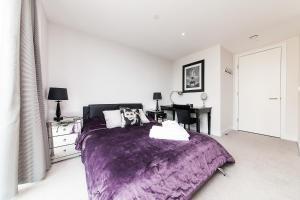 Pinnacle Residences - Central Cambridge, Apartmanok  Cambridge - big - 9