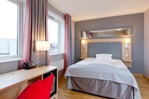 Thon Hotel Lillestrøm, Hotels  Lillestrøm - big - 21