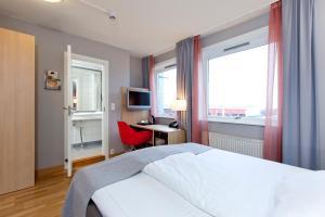 Thon Hotel Lillestrøm, Hotels  Lillestrøm - big - 23