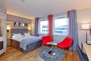 Thon Hotel Lillestrøm, Hotels  Lillestrøm - big - 6