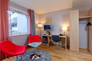 Thon Hotel Lillestrøm, Szállodák  Lillestrøm - big - 5