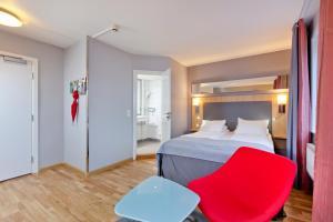 Thon Hotel Lillestrøm, Szállodák  Lillestrøm - big - 29