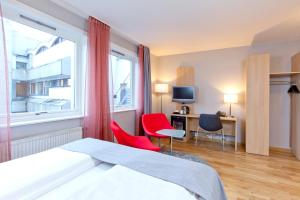 Thon Hotel Lillestrøm, Hotels  Lillestrøm - big - 27