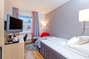 Thon Hotel Lillestrøm, Szállodák  Lillestrøm - big - 17