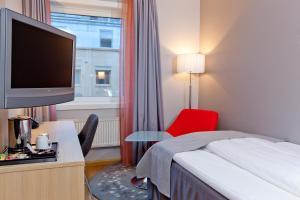 Thon Hotel Lillestrøm, Hotels  Lillestrøm - big - 16