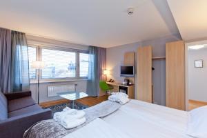 Thon Hotel Lillestrøm, Hotels  Lillestrøm - big - 8