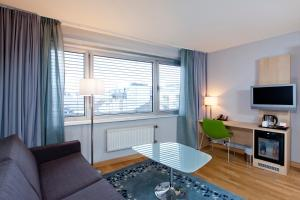 Thon Hotel Lillestrøm, Hotels  Lillestrøm - big - 7