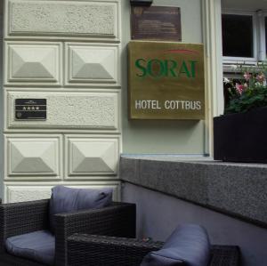 SORAT Hotel Cottbus, Отели  Котбус - big - 30