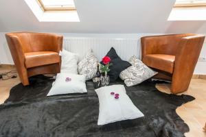 9 Suites ApartHotel, Apartmanhotelek  Brassó - big - 13