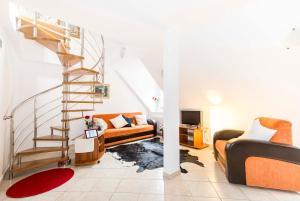 9 Suites ApartHotel, Apartmanhotelek  Brassó - big - 29