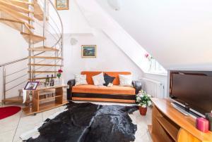 9 Suites ApartHotel, Aparthotels  Braşov - big - 14