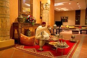 Berbère Palace, Hotels  Ouarzazate - big - 78