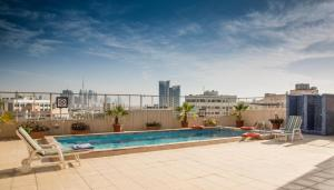Imperial Suites Hotel, Hotely  Dubaj - big - 31