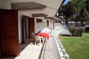 Residence Selenis, Apartments  Caorle - big - 24