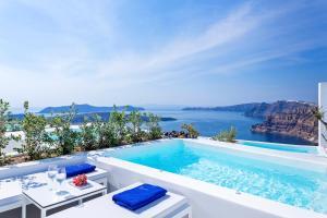 Alti Santorini Suites, Villas  Megalokhori - big - 4