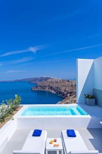 Alti Santorini Suites, Vily  Megalokhori - big - 139