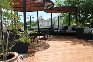 Zeus Hotel, Hotels  Platamonas - big - 73
