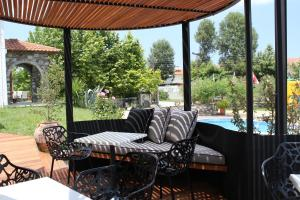 Zeus Hotel, Hotels  Platamonas - big - 40