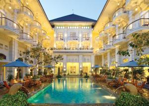 The Phoenix Hotel Yogyakarta - MGallery by Sofitel, Hotels  Yogyakarta - big - 1