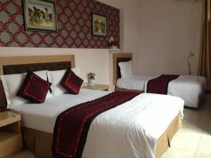 Red Sunset Hotel, Hotely  Hanoj - big - 16