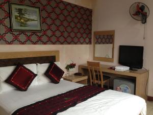 Red Sunset Hotel, Hotels  Hanoi - big - 19