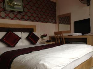 Red Sunset Hotel, Hotely  Hanoj - big - 9