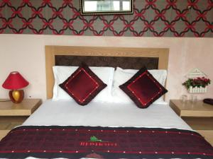 Red Sunset Hotel, Hotely  Hanoj - big - 8