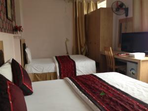 Red Sunset Hotel, Szállodák  Hanoi - big - 22
