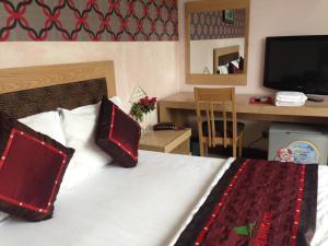 Red Sunset Hotel, Hotely  Hanoj - big - 23