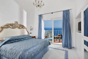 Hotel Quisisana, Отели  Капри - big - 9