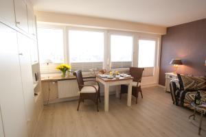 Premium Appartement Rosenmöwe Sylt, Apartmanok  Wenningstedt - big - 10