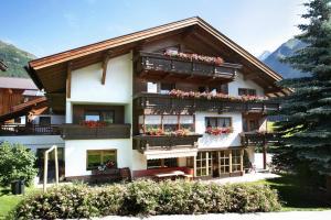 Chata Landhaus Sepp Santer Sölden Rakousko